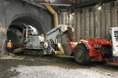 20170406 Tunnel (10) Excavation Becnch