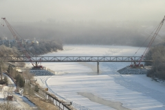 Winter Bridge Pic 36x21
