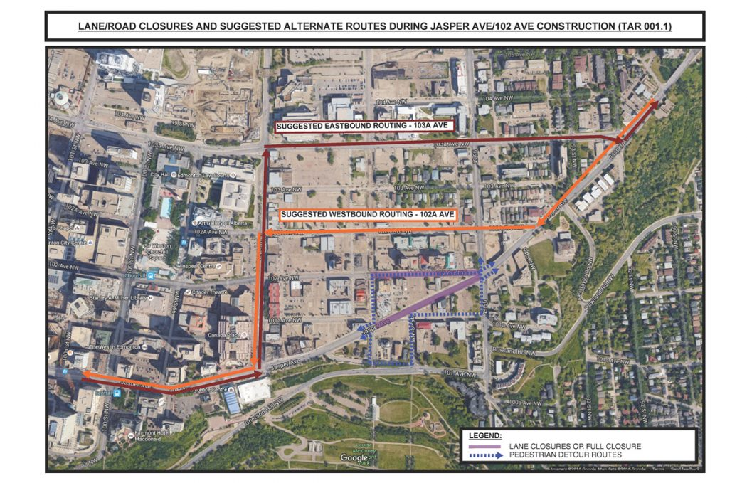 Suggested-Alternate-Routes-During-Jasper-Ave-and-102-Ave-Construction_REV1-WEB